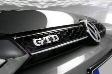 VW Golf GTI MK6 6 Jetta Chrome Hex Mesh Honeycomb Euro Sport Front Grill 10-14