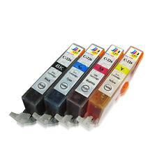 4 PK NON-OEM INK Canon CLI-226 BK C M Y IP4820 MG5120 MG6120 MG6220 MX882 MX892