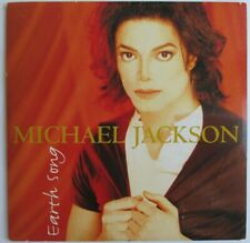 "MICHAEL JACKSON - SINGLE CD ""EARTH SONG / MJ MEGAREMIX"""