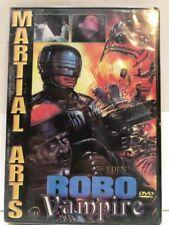 ROBO VAMPIRE~1988 VG/C DVD~DIANA BRYNE HARRY MYLES JOE BROWNE NICK NORMAN