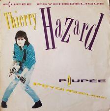 """Thierry Hazard - Poupée Psychédélique - Vinyl 7"""" 45T (Single)"""