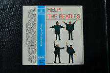 cassette k7 audio the Beatles HELP BIEM