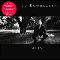 """ED KOWALCZYK """"ALIVE"""" CD 11 TRACKS NEU"""