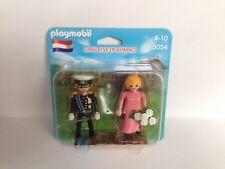 Playmobil 5054 Willem Maxima King Pair Netherlands Holland LANG LEVE DE KONING