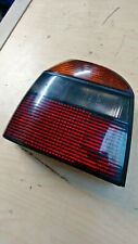 VW GOLF MK3 CABRIOLET SMOKED / TINTED REAR PASSENGER LIGHT CLUSTER HELLA 1995