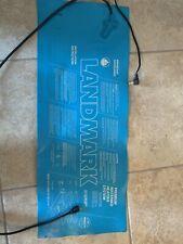 Vintage Aqua Queen Premium Waterbed Heating System Pad 600S