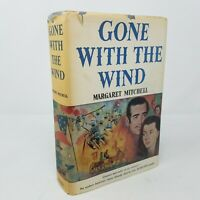 Gone with the Wind (1936) Margaret Mitchell 1st Book Club Edition with DJ