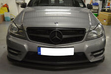 Mercedes W204 C Class C180 C200 C250 C350 C63 Sport grille grill AMG Style Coupe