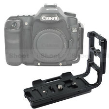 Vertical Shoot Quick Release Plate/Camera Bracket Grip for Canon EOS 70D/60D/50D