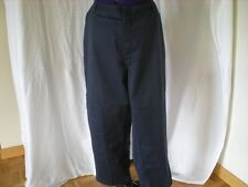 Men's Navy Blue Blend Work Pants Trousers 2XL Dickies new never worn laundered
