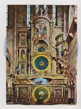 """CPSM """" L'horloge astronomique Cathédrale de STRABOURG - avec système intégré"""