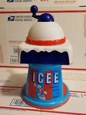 ICEE Brand Hand Crank SLUSHIE MAKING MACHINE Polar coldest drink in town