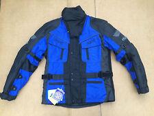"RK SPORTS Mens Textile Motorbike / Motorcycle Jacket Size UK 46"" Chest (#H88)"