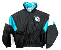 VINTAGE Florida Marlins Jacket size XL X-Large MLB Windbreaker Miami