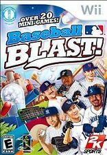 NINTENDO WII MLB BASEBALL BLAST NEW OVER 20 MINI GAMES
