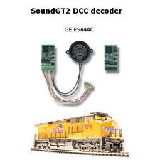GEVO-12 Diesel SoundGT2 DCC decoder for GE ES44AC MTH, Athearn Genesis, other