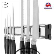 Premium Knife Rack Magnetic Utensil Holder 45 cm Stainless Steel Strip Bar Large