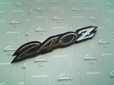 JDM OEM S30 Fairlady Z 240Z Emblem Budge RARE NEW GENUINE DATSUN JAPAN