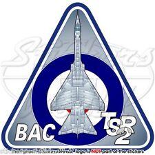 BAC TSR.2 RAF TSR-2 Britannico Reale Aeronautica Militare UK Adesivi Sticker