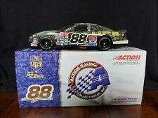 2001 DALE JARRETT #88  UPS 1/24 CLEAR BODY CAR