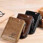 Fossy Durable Waterproof Multi-function Leather RFID Blocking Wallet
