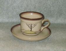 DENBY SAVOY TEA CUP & SAUCER