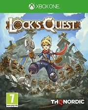 Lock's Quest (XBOX ONE) BRAND NEW SEALED XBOX ONE LOCKS QUEST