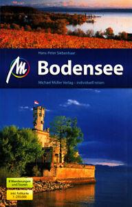 REISEFÜHRER BODENSEE 2018/19 Michael Müller Verlag mit 8 Wanderungen, ungelesen