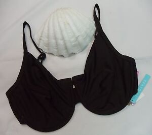 SEAFOLLY  UNDERWIRE BRA   BNWT SIZE 16 REGULAR CUP RRP$69.95
