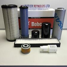 Bobcat Excavator Genuine Filter Kit E60 E62
