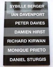 Complementary Studies 2001 H/B GROUP ART EXHIBITION CATALOGUE Damien Hirst, etc