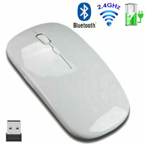 Universal Bluetooth Mouse Mice For MacBook Air Pro iPad iMac PC Laptop Tablets