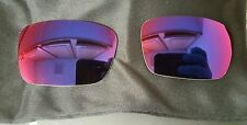 Oakley Fuel Cell Two Right Positive Red Iridium Lenses (Gascan Batwolf Eyepatch)