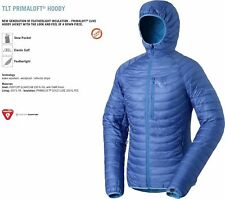 NEW Dynafit TLT Primaloft Blue Mens XS Insulator Ski Jacket Msrp$260