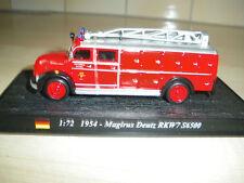 Magirus Deutz 1954  fire pompiers