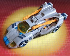 Hasbro Transformers Armada Autobot Blurr Near Complete