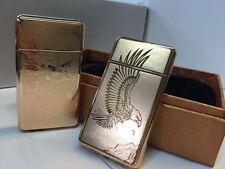 Elektronische Wiederaufladbar Batterie USB Zigarette Anzünder Feuerzeug Geschenk