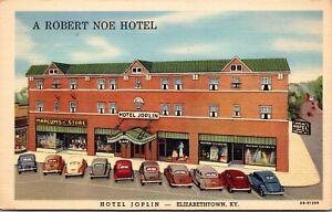 Linen Postcard Hotel Joplin in Elizabethtown, Kentucky~139347