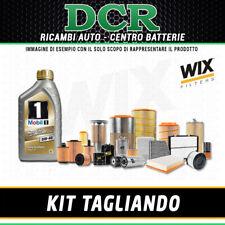KIT TAGLIANDO MERCEDES VITO 116 CDI 120KW 163CV DAL 09/2010 + OLIO MOBIL 0W40