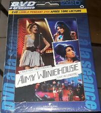 NEUF SCELLE AMY WINEHOUSE LIVE IN LONDON DVD JETABLE A LA SEANCE