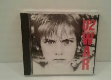 U2 - War (CD, 1983, Island Records)
