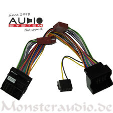 AUDIO SYSTEM HLAC-MOST PLUS High-Low-Adapter mit ISO Abgriff Most-ISO-Adapter