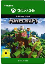 Minecraft XBOX ONE CD Key EU/de Microsoft Download Code PC