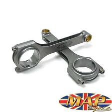 Triumph 650cc T120 TR6 Forged 4340 H-Beam Steel Connecting Rods MAP7061