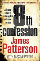 8th Confession (Womens Murder Club 8) by James Patterson, Good Book (Paperback)
