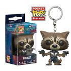 Guardians of the Galaxy: Vol. 2 - Rocket Pocket Pop! Keychain NEW Funko