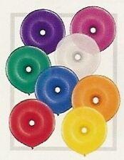 Luftballons, Qualatex  GEO-Donut ca. 40 cm Durchmesser