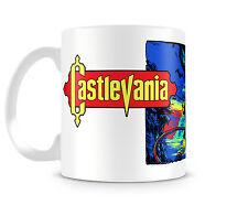 CASTLEVANIA - 11 oz Coffee Cup Mug Retro NES Nintendo SNES Simon Belmont Dracula