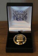 New! BioShock Infinite Limited Edition Cage Cameo in Collectible Decorative Box