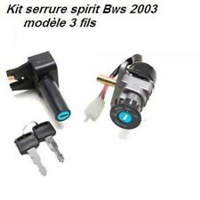 Kit de bloqueo P2R Scooter MBK 50 Spirit 2003-2003 Nuevo